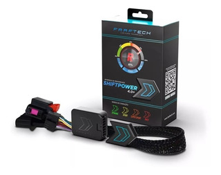 Power Shift Chip De Potência Compass Plug Play Bluetooth