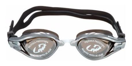 Imagem 1 de 1 de Óculos Para Natação Hammerhead Chrome Mirror Racing