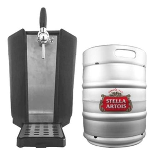 Alquiler Choppera + Barril Stella Artois 20l