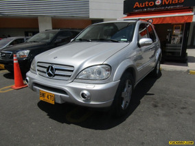 Mercedes Benz Clase Ml 55