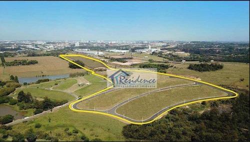 Imagem 1 de 2 de Terreno À Venda, 480 M² Por R$ 288.000,00 - Din Distrito Empresarial Industrial - Indaiatuba/sp - Te0278