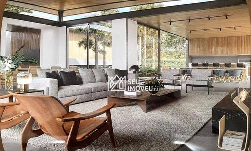 Imagem 1 de 25 de Casa Com 5 Dormitórios À Venda, 650 M² Por R$ 11.000.000,00 - Condomínio Terras De São José - Itu/sp - Ca2308