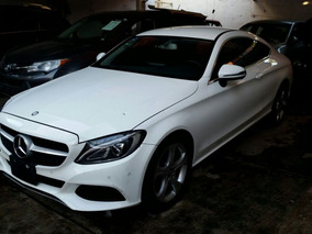 Mercedes Benz Clase C 2.0 200 Cgi Coupe At