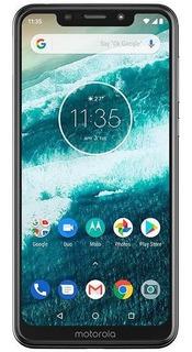 Motorola Moto One 64gb Desbloqueado Blanco