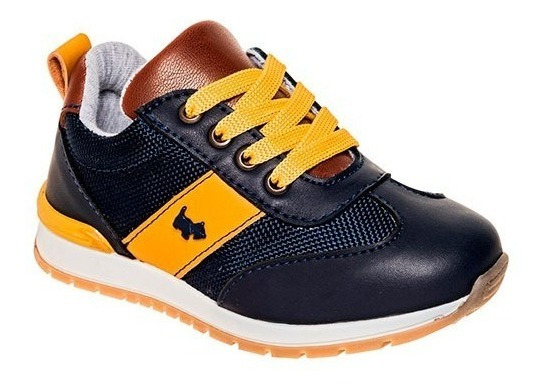Tenis Casuales Marca Ferrioni M43-007-04 Dog