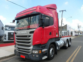 Cavalo Scania R 440 6x4 Highline Retarder Optcruise