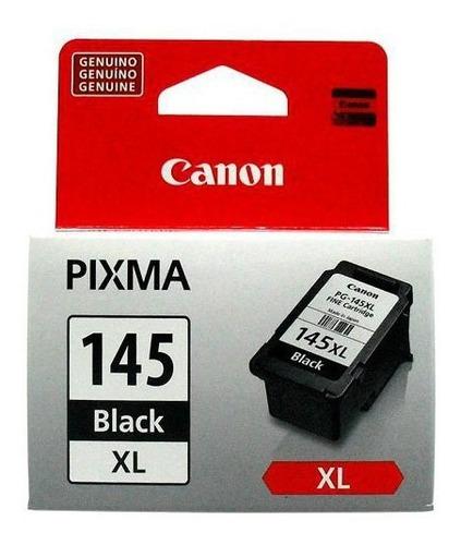 Imagen 1 de 1 de Tinta Canon Pg145xl Pg145xl Color Negro