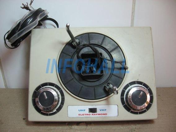 Antena Interna Uhf / Vhf Eletro Raymond K2000 No Estado