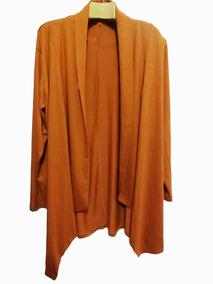 Cardigan Feminino Assimétrico Moda 2019 Plus Size+brinde