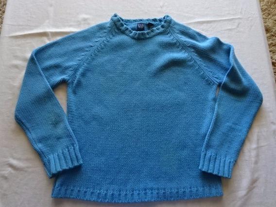 Blusa Sueter Gap Cotton Acrylic Tamanho L