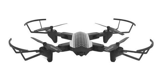 Drone Camera Hd Ângulo 120 + Controle Celular Bateria 900mah