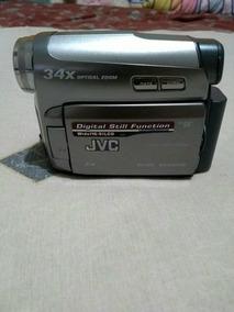 Filmadora Jvc Gr-d770u - Só Usei 1x