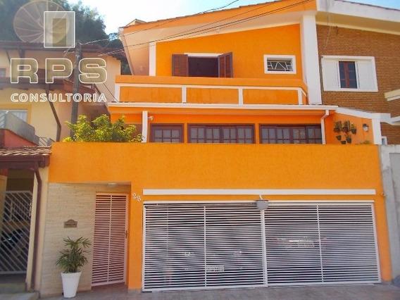 Casa Para Venda Na Vila Junqueira Ou Jardim Pacaembu Em Atibaia - Ca00177 - 4795228