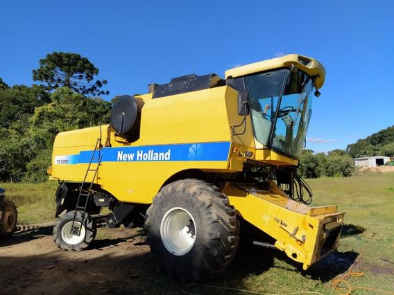 Colheitadeira New Holland - Nh Tc 5070