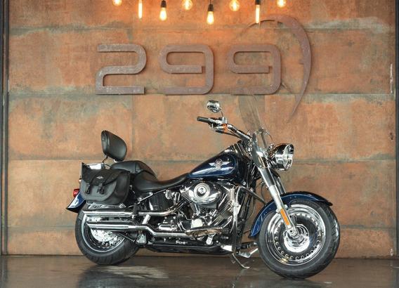Harley Davidson Softail Fat Boy - 2012/2013 Equipada