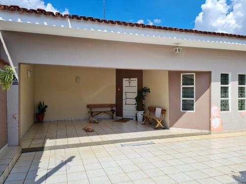 Casa Com 3 Dormitórios À Venda, 113 M² Por R$ 470.000 - Jardim São Marcos - Campinas/sp - Ca7307