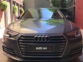 Audi A4 2017 Cómo Cero Más Opcionales De Fábrica!!