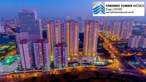 Apartamento Para Venda Em São Bernardo Do Campo, Centro, 2 Dormitórios, 1 Suíte, 2 Banheiros, 1 Vaga - Trilogy_2-687642