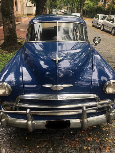 Chevrolet 1951 Special Deluxe