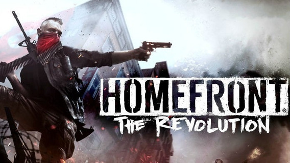 Jogo Pc Digital Homefront: The Revolution - Cd Key Steam