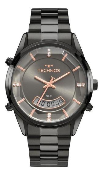 Relógio Feminino Technos Fashion T200ak/4c