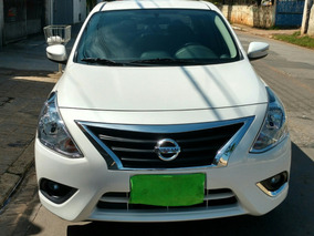 Nissan Versa 1.6 Sl - Único Dono C/ Transferência De Divida