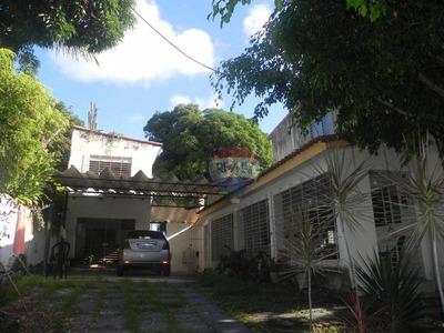 Casa As Margens Da Av. Beberibe No Bairro Cajueiro - Ca0252