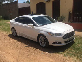 Ford Fusion 2.0 Gtdi Titanium Awd Aut. 4p 2013