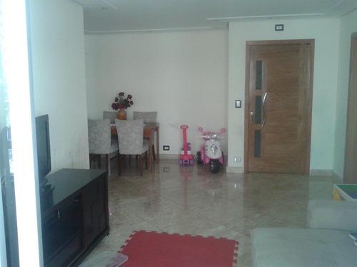 Imagem 1 de 20 de Apartamento Com 3 Dormitórios À Venda, 115 M² Por R$ 630.000,00 - Belenzinho - São Paulo/sp - Ap2504