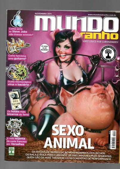 Revista Mundo Estranho Sexo Animal Nº 117 Nov 2011 (941)