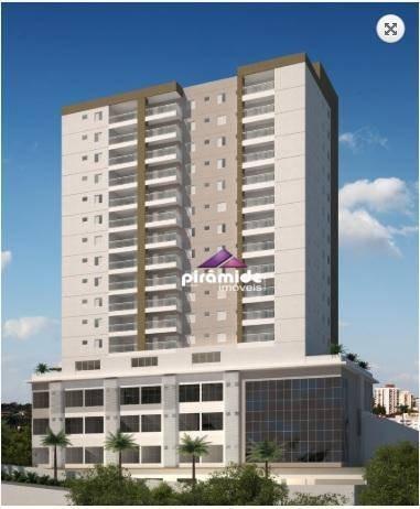 Últimas Unidades Com A Construtora - Sala À Venda, 43 M² Por R$ 283.800 - Jardim Oswaldo Cruz - São José Dos Campos/sp - Sa0580