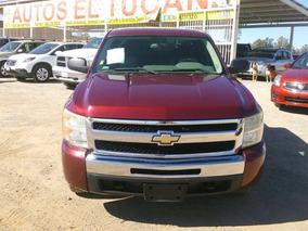 Chevrolet Silverado 2500 Cabina Extendida 2009 No Cambios!!