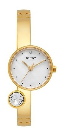Relógio Feminino Orient Unique Fgss0090 B1kx Dourado