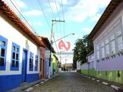 Área Comercial À Venda, Alphaville, Santana De Parnaíba. - Ar0013
