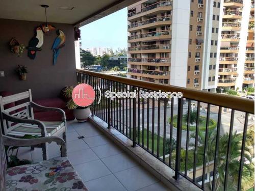 Imagem 1 de 15 de Apartamento-à Venda-barra Da Tijuca-rio De Janeiro - 300786