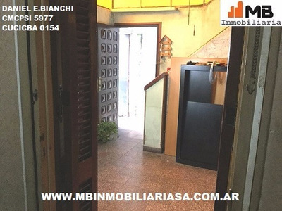 Parque Avellaneda Ph 5 Amb. A Reciclar C/patio Homero Al1200