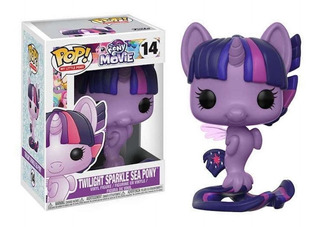 Funko Pop My Little Pony Twilight Sparkle Sea Pony