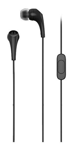 Motorola - Audífonos In-ear Earbuds 2 Negro