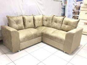 Sofa De Canto ( Montagem Inclusa )