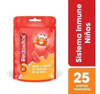 Redoxitos Vitamina C Frutilla X 25 Gomitas Magistral Lacroze