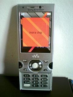 W995, Celular Raríssimo E Top De Linha Da Sony Ericsson,