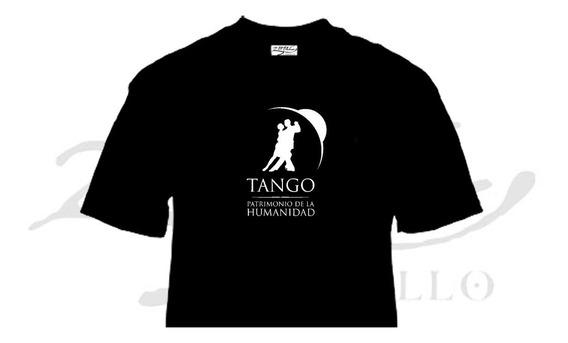 Remera Tango Unisex Y De Dama. Ropa De Tango - Sombreros