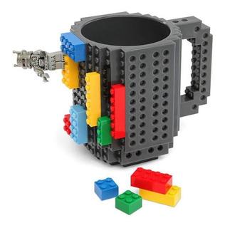 Tazón Taza Mug Para Jugar Con Tus Lego
