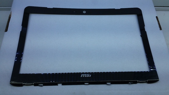 Carcaça Moldura Notebook Msi X340