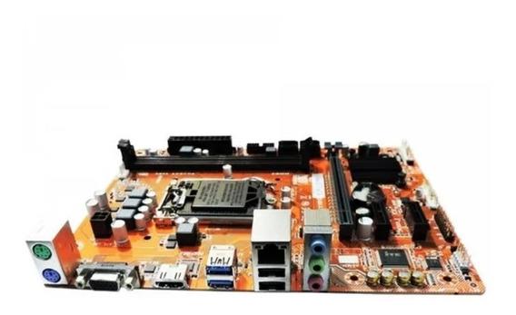 Oferta :kit Placa Mãe H110 + G4560 + 4gb Memória.(ler Tudo)