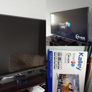 Combo Smart Tv + Lavadora + Nevera