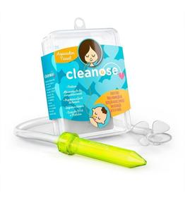 Aspirador Nasal Cleanose Com 5 Refis Original Promoçâo