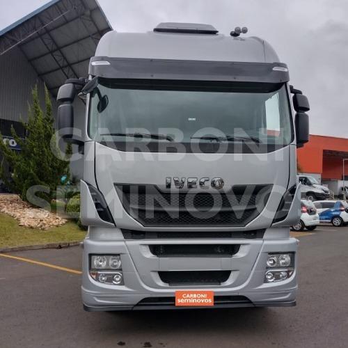 Imagem 1 de 10 de Iveco Hi Way 600s44 6x2, Ano 2018/2019
