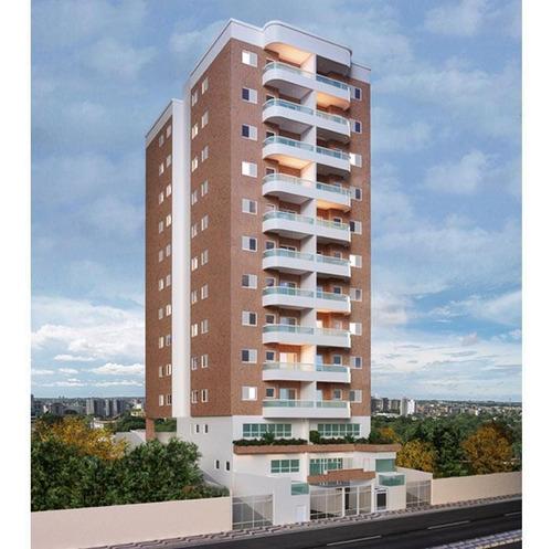 Imagem 1 de 11 de Apartamento 2 Quartos Para Venda Em Praia Grande, Aviação, 2 Dormitórios, 1 Banheiro, 1 Vaga - 408_1-1880259