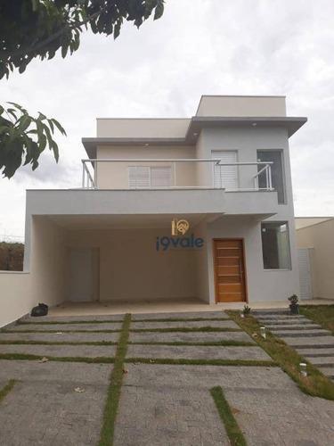 Casa Com 3 Dormitórios À Venda, 192 M² Por R$ 720.000,00 - Residencial Fogaça - Jacareí/sp - Ca1748